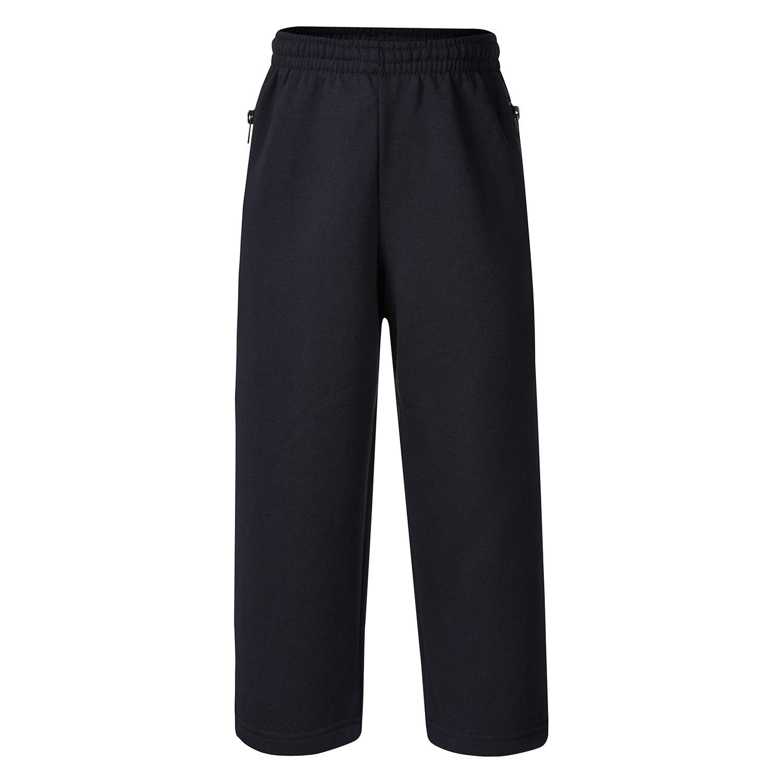 Boyle Fleecy Straight Leg Track Pants