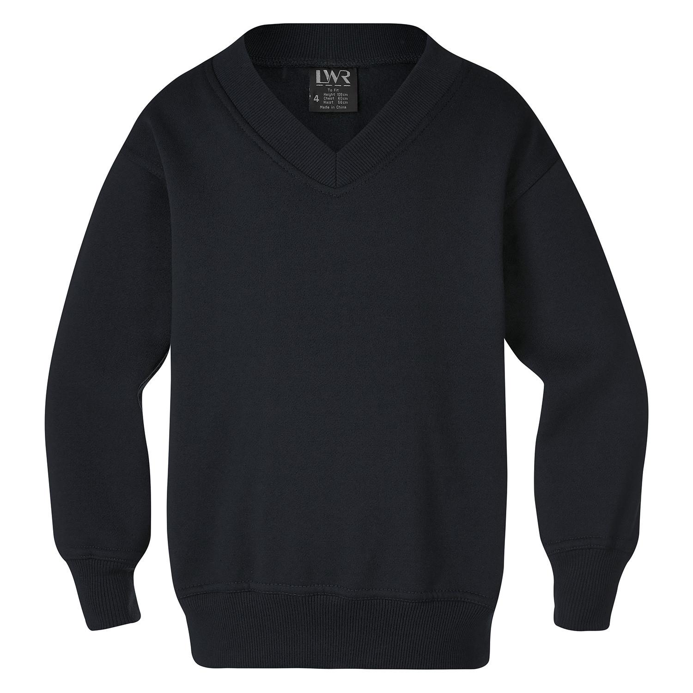 Baudin Fleecy V-Neck Sweat Shirt