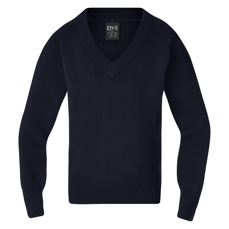 Jones V-neck Pullover