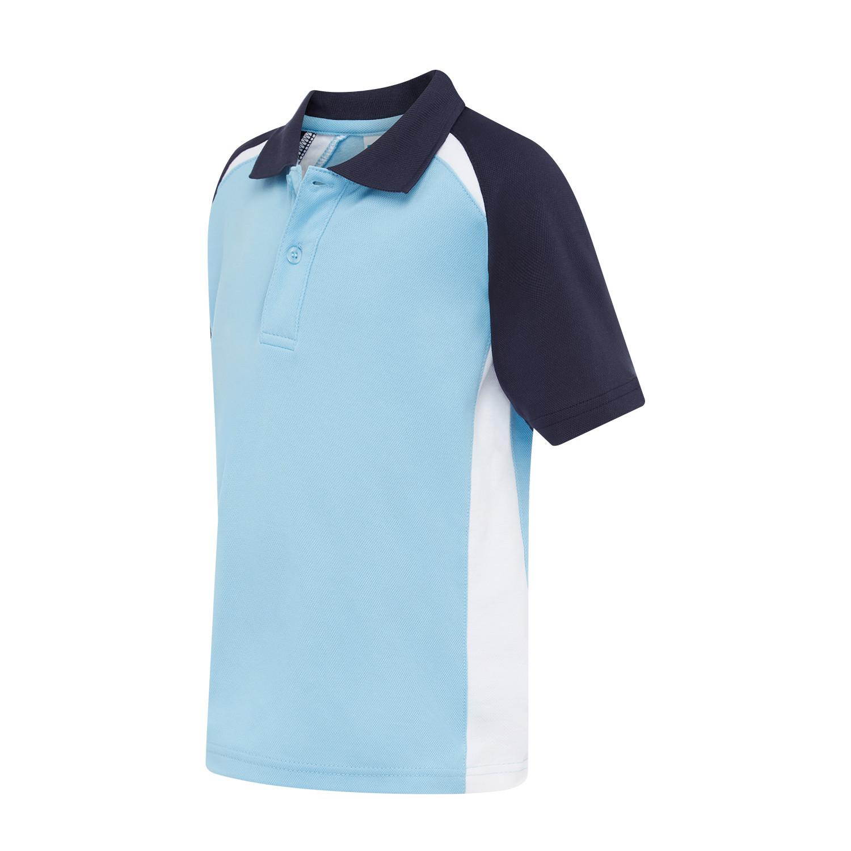 Greenway Raglan Sports Polo