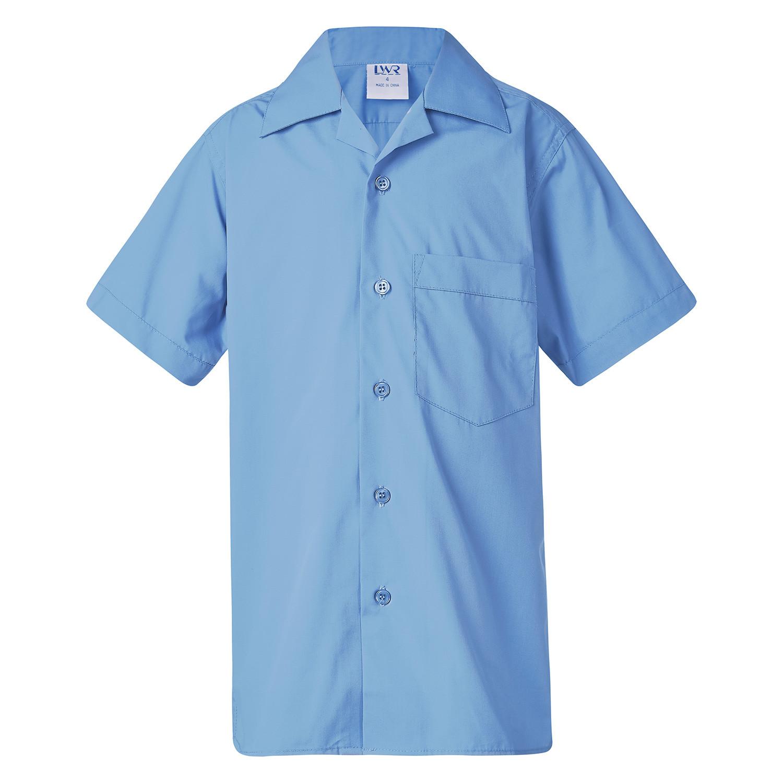 Deakin Boys' Short Sleeve School Shirt