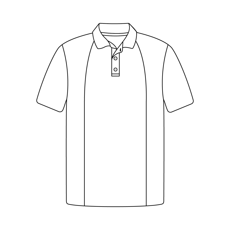 Fancy Short Sleeve Polo