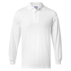 Trickett Classic Cotton Sports Polo (Long Sleeve)