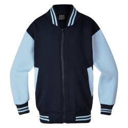 Bannerman Zip Baseball Jacket
