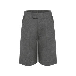 Formal Shorts with Elasticised Waist