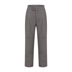 Formal Trousers with Elasticised Waist