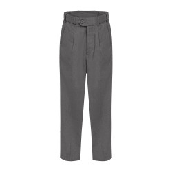 Formal Trousers with Expander Waist