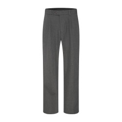 Formal Trousers with Belt Loops