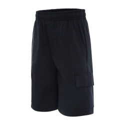 Phillip Boys' Gaberdine Cargo Shorts